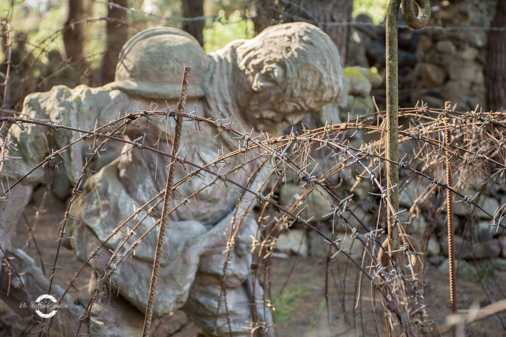 1ª TAPPA Parco artistico Gianni Argiolas Dolianova (Cagliari)