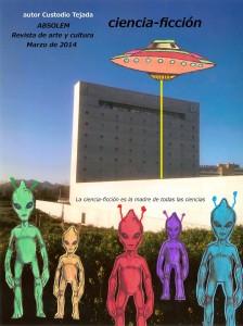 ABSOLEM (Revista electrónica), Núm. 10, 15 de Marzo de 2014 - Ciencia-Ficción