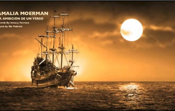 La ambición de un verso – Amalia Moerman