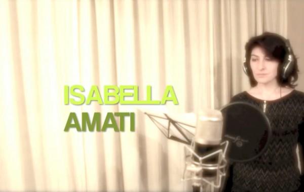 La ambición de un verso – Isabella Amati