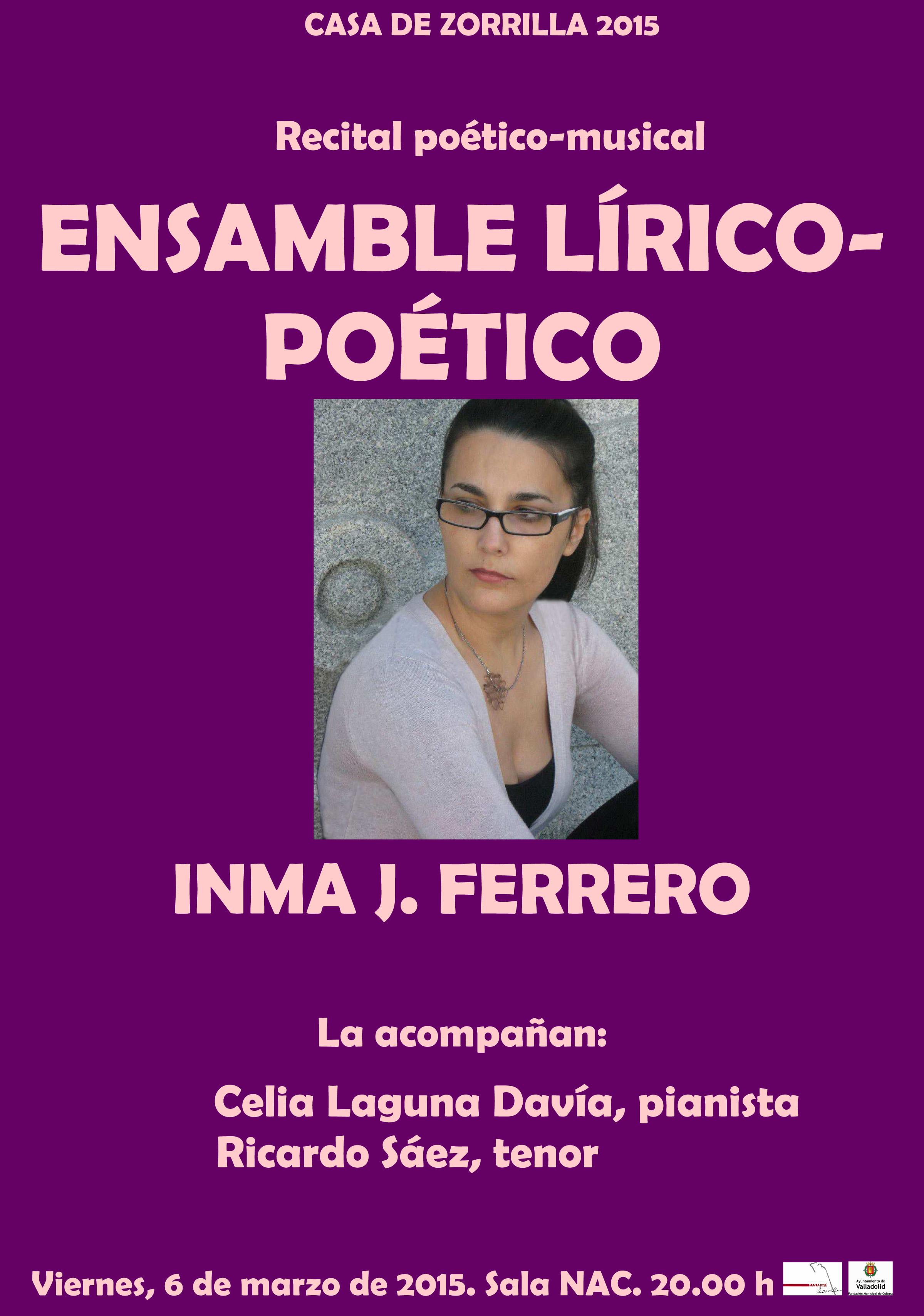 Cartel_ENSAMBLE_Inma J Ferrer
