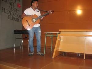 Recital Luz sin olvido