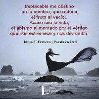 Implacable…
