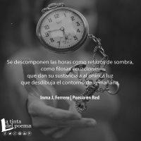 Se descomponen las horas…