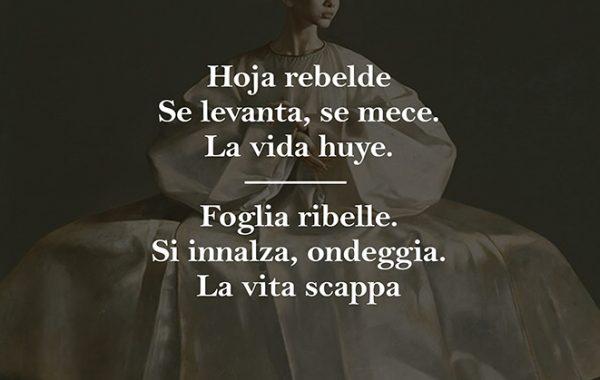 Hoja rebelde…